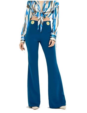 Pantalón de fiesta flare - Arcadia