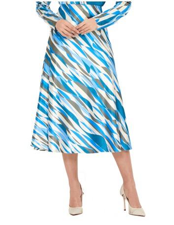 Falda estampada - Lara