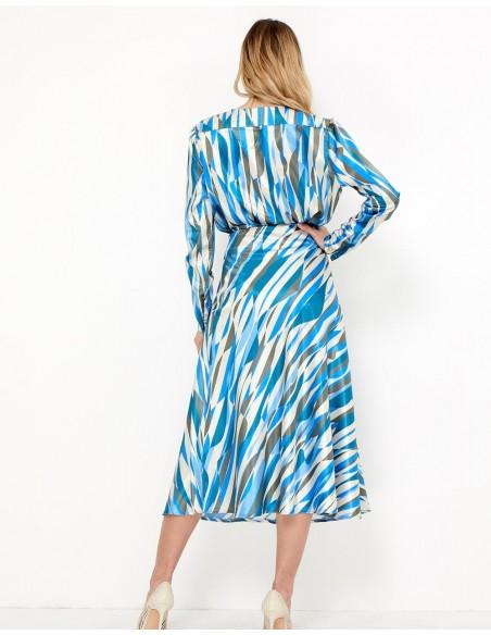 Falda estampada - Tabitha - Tez Originals
