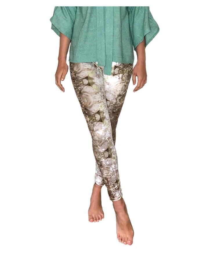 Exclusive print legging at INVITADISIMA by Coco Veve