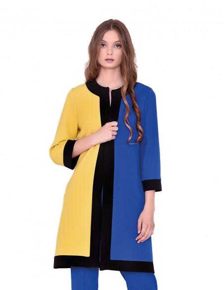 Long jacket design INVITADISIMA
