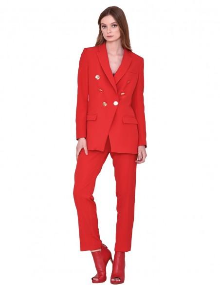 Double-breasted blazer suit nuribel - 3