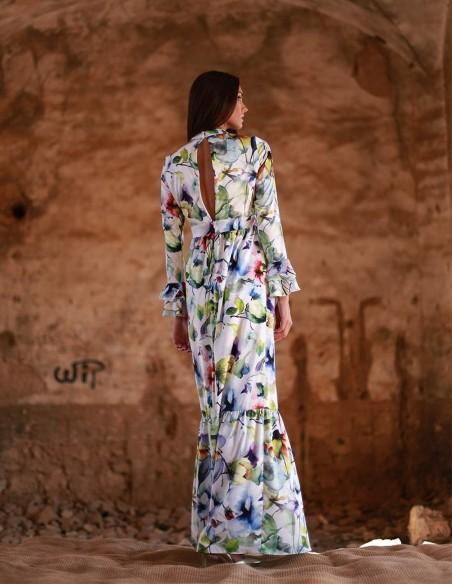 INVITADISIMA floral print dress