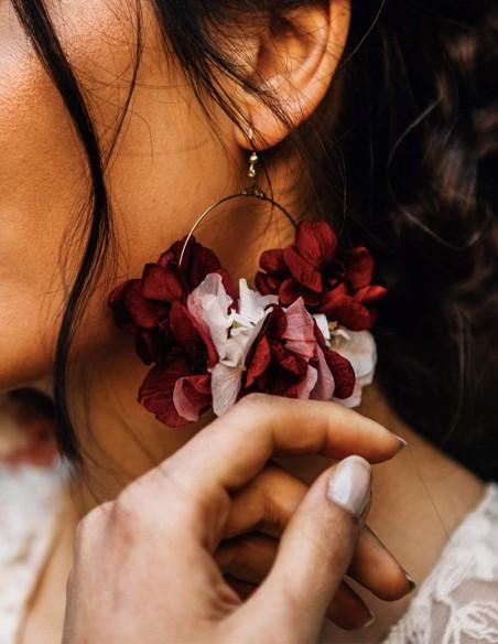 Guest earrings at INVITADISIMA.
