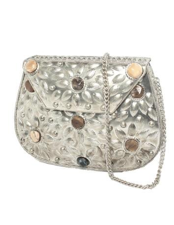 Floral Chest Bag