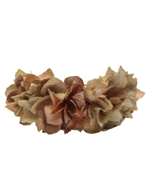Diadema flores nude