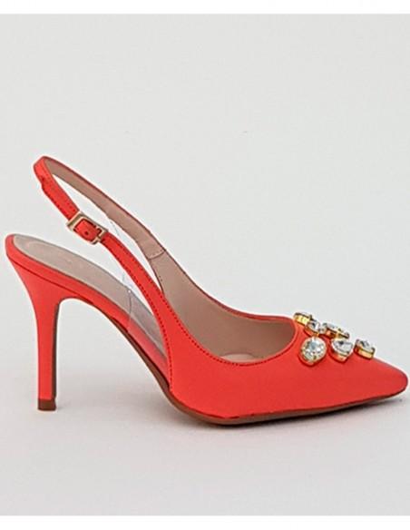 Stone dress salon shoe at INVITADISIMA