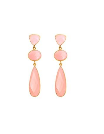 Pink Lina Earrings