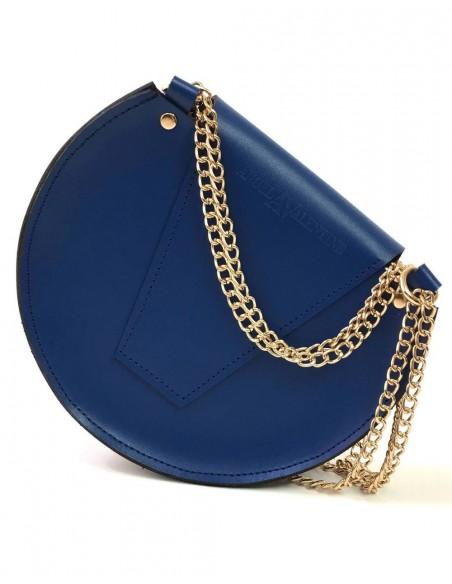 Bolso azul vaquero pequeño para eventos y bodas de Angela Valentine