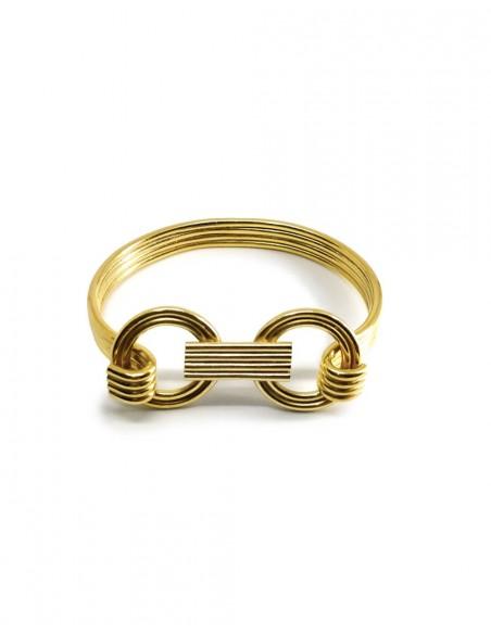 Sirac gold bracelet