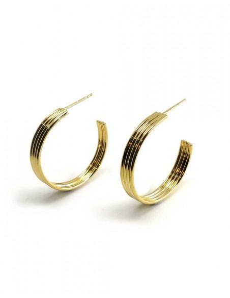 Isobel Gold Earrings
