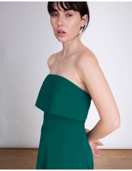 Vestido Largo Carmen Lauren Lynn London - 2