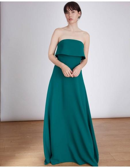 Vestido Largo Carmen Lauren Lynn London - 4