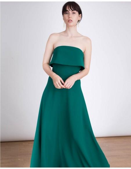Vestido Largo Carmen Lauren Lynn London - 6