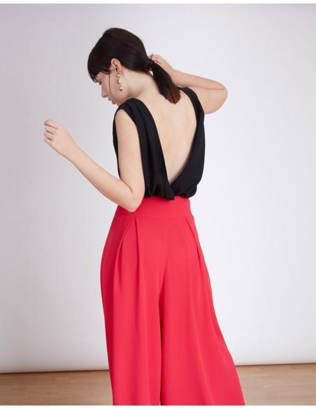 pantalones palazzo para invitadas a bodas y eventos de INVITADISIMA